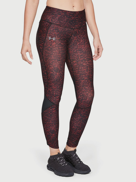 Kompresné legíny Under Armour Fly Fast Printed Tight