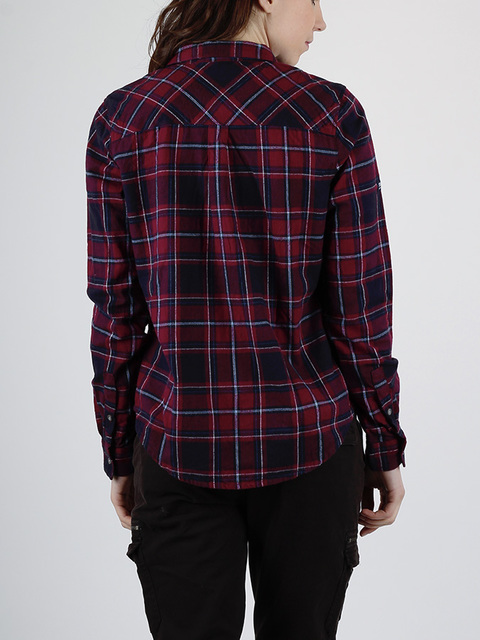 Košile Superdry NEW LUMBERJACK TWILL SHIRT