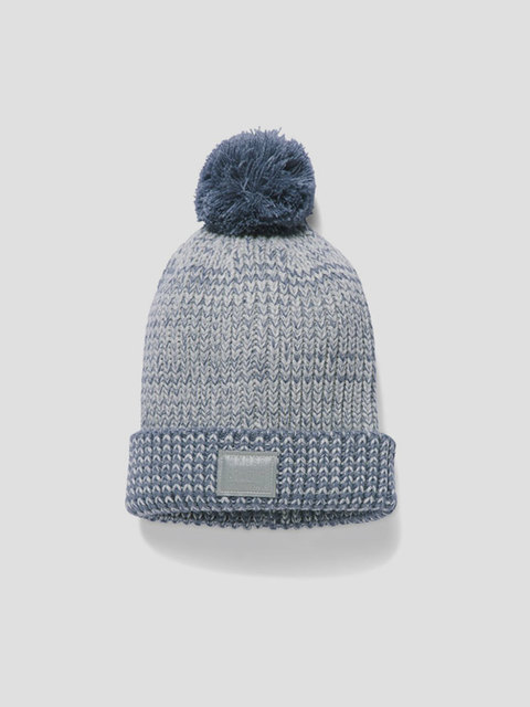 Čapica Under Armour Coldgear Girls Lurex Pom Beanie