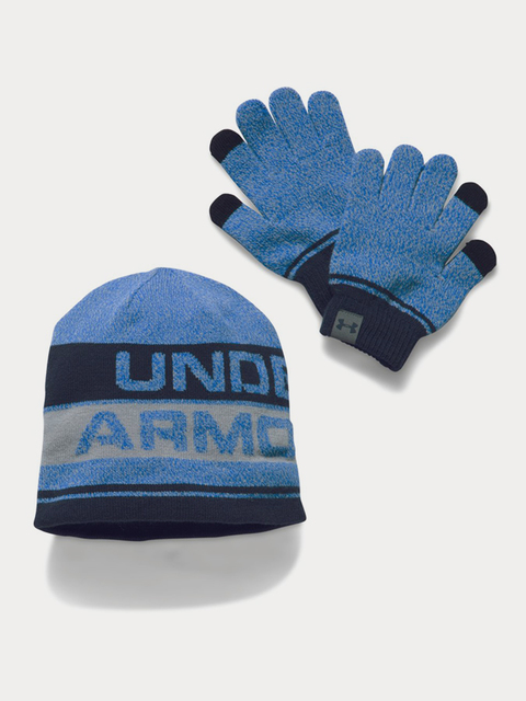 Čapica a rukavice Under Armour Boys Beanie Glove Combo 2.0