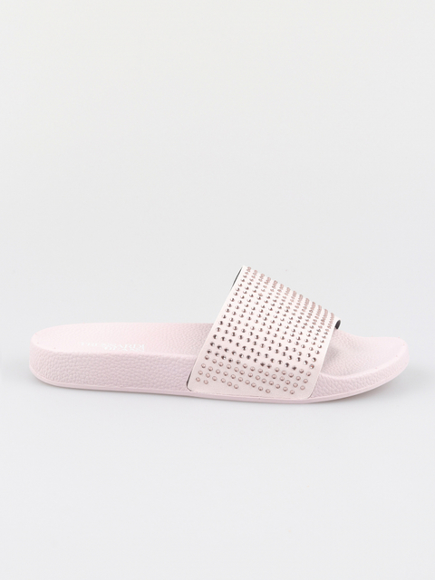 Papuče Trussardi Slipper Pu Strass Crystal Color