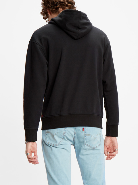 Mikina LEVI'S Relaxed Graphic Hoodie Boxtab Po Minera