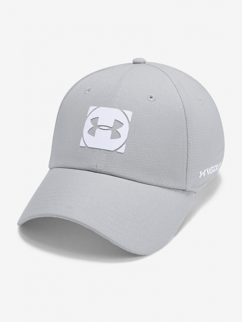 Šiltovka Under Armour Men'S Official Tour Cap 3.0-Gry