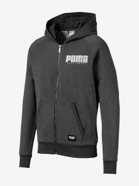Mikina Puma Athletics Fz Hoody Fl