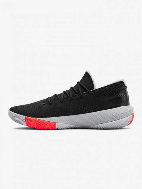 Topánky Under Armour Sc 3Zer0 Iii-Blk