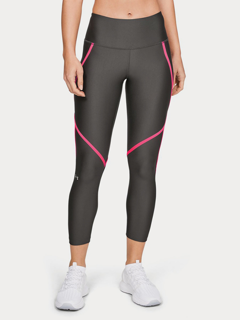 Kompresné legíny Under Armour Hg Ankle Crop Edgelit