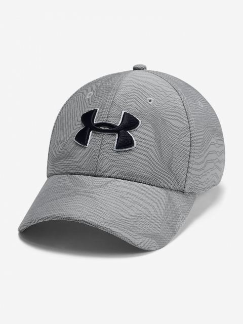 Šiltovka Under Armour Men'S Printed Blitzing 3.0-Gry