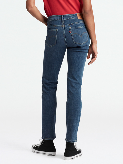 Džíny LEVI'S 712 Slim Maui Surf No Destruct