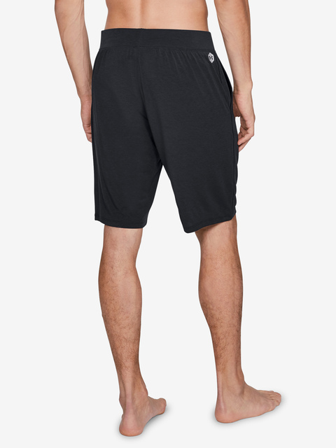 Kraťasy Under Armour Recovery Sleepwear Short-Blk