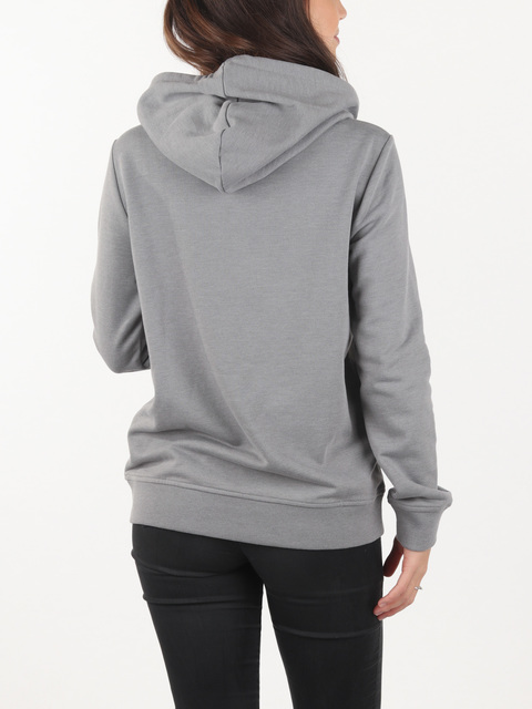 Mikina Vans Wm Classic V Hoodie Grey Heather