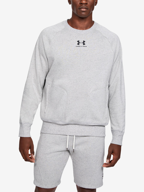 Mikina Under Armour Speckled Fleece Crew