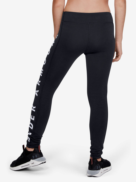 Legíny Under Armour Sportstyle Branded Leggings-Blk