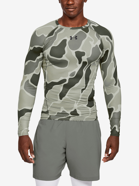 Kompresné tričko Under Armour Hg Armour Ls Nov
