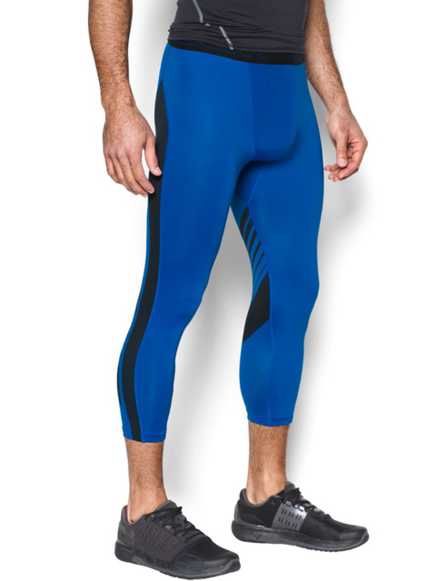 Kompresní legíny Under Armour HG SuperVent 2.0 3/4 Legging