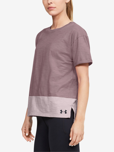Tričko Under Armour Charged Cotton Ss