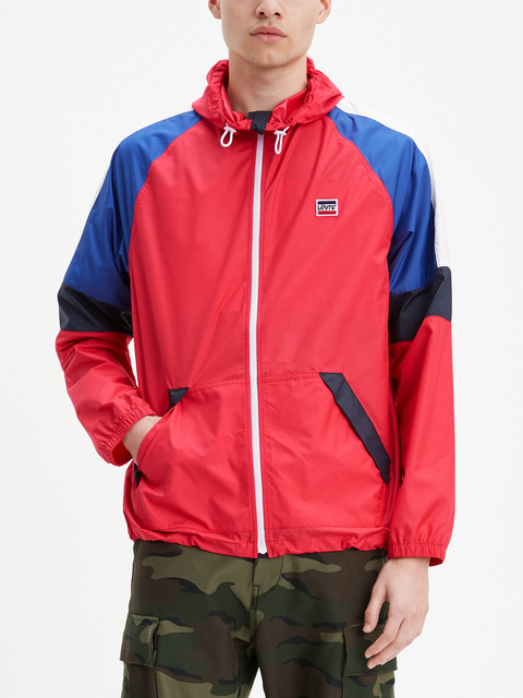Bunda LEVI'S Colorblock Windrunner Chinese