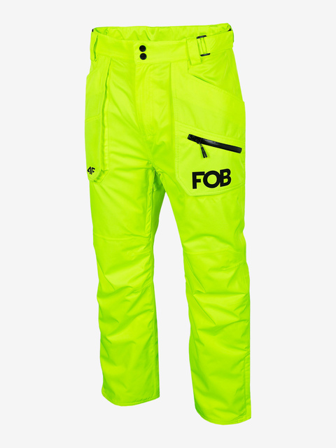 Nohavice 4F Spms251 Snowboard Trousers