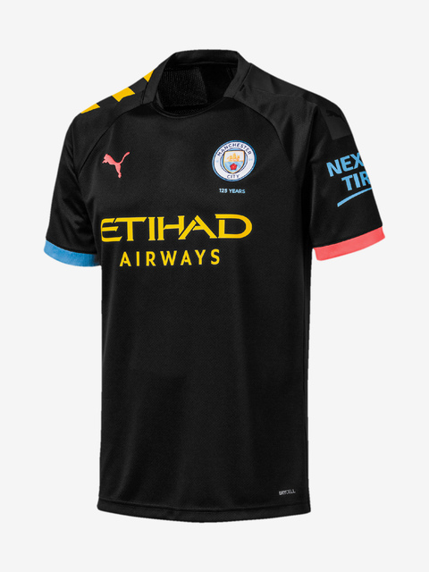 Dres Puma Mcfc Away Shirt Replica Ss