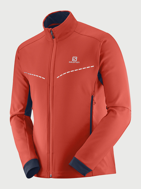Bunda Salomon Agile Softshell Jkt M