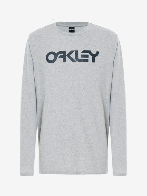Tričko Oakley Mark Ii L/S Tee Granite Heather