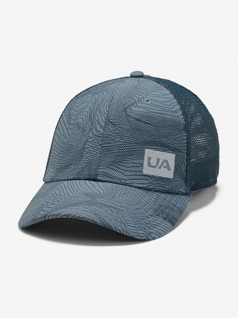 Šiltovka Under Armour Men'S Blitzing Trucker 3.0-Gry