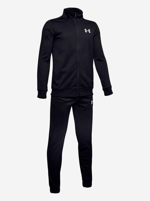 Súprava Under Armour Knit Track Suit-Blk