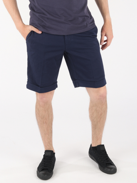 Kraťasy Trussardi Aviator Fit Shorts - Garment Dyed