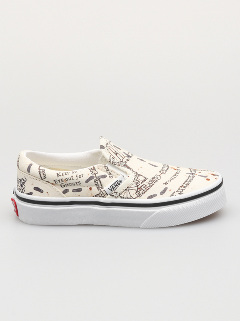 Topánky Vans Uy Classic Slip-On (Harry Potter) Marauders Map