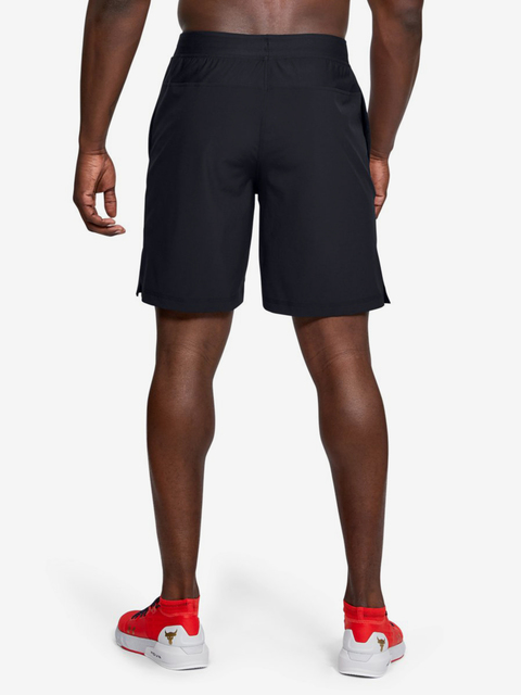 Kraťasy Under Armour Project Rock Training Short-Blk