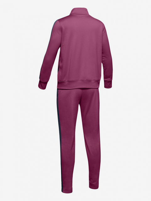 Súprava Under Armour Em Knit Track Suit-Pnk
