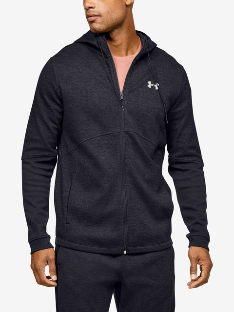 Mikina Under Armour Double Knit Fz Hoodie