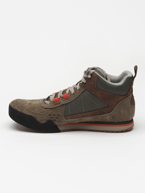 Topánky Merrell Burnt Rock Tura Mid Suede