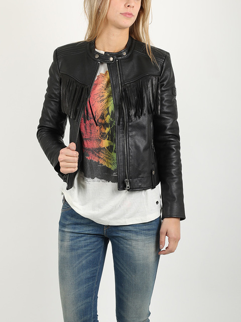Bunda Replay W7167 leather jackets