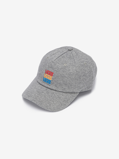 Šiltovka Vans Wm Court Side Hat Grey Heather