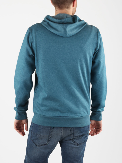 Mikina Oakley Ellipse Fz Hoodie Blue Coral Heather