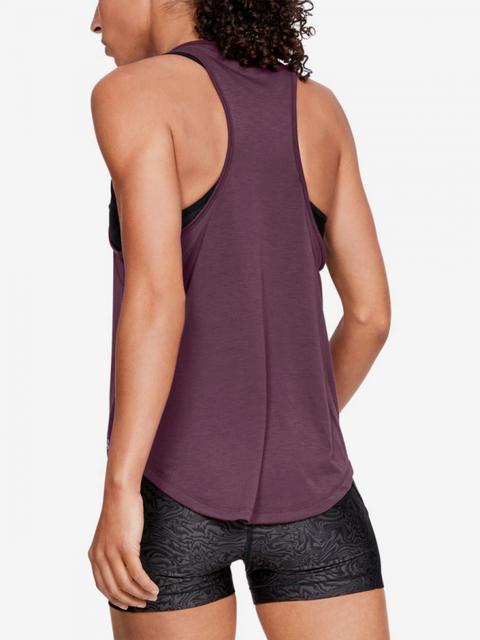 Tielko Under Armour Whisperlight Mesh Tank-Ppl