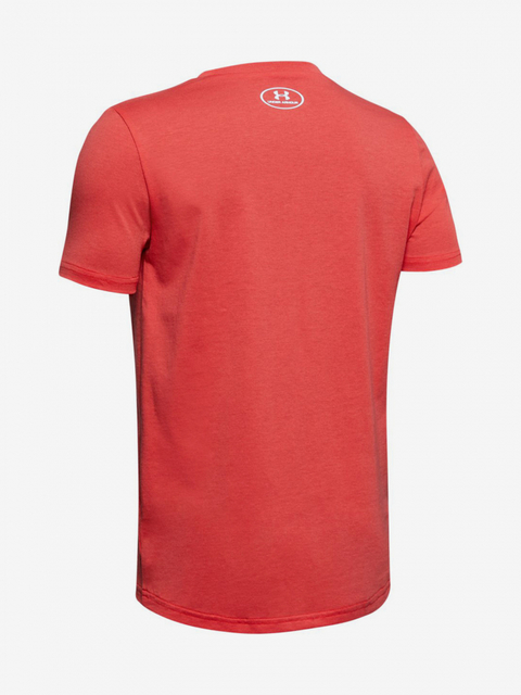 Tričko Under Armour Unstoppable Short Sleeve-Red