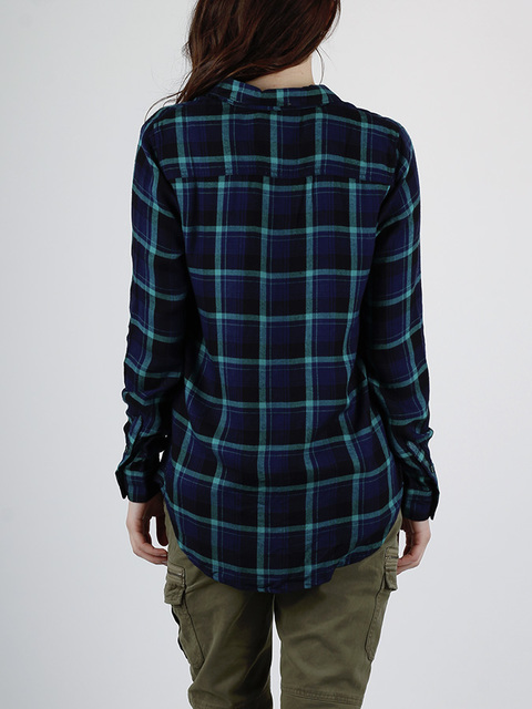 Košeľa Superdry SUPERSIZED CHECKED SHIRT