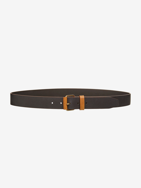 Opasok Trussardi Belt Open Design 2 Leather