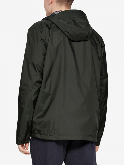 Bunda Under Armour Forefront Rain Jacket-Grn
