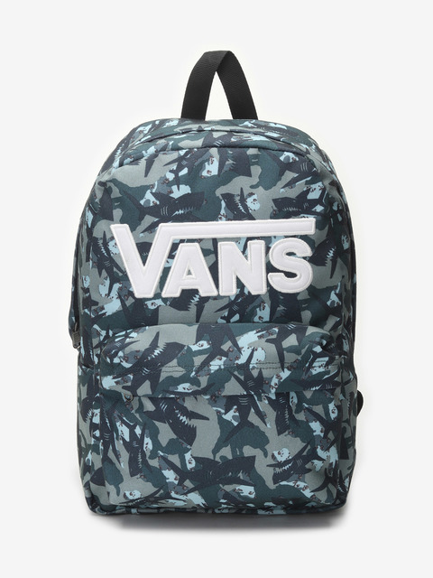 Ruksak Vans By New Skool Backpac Shark Camo