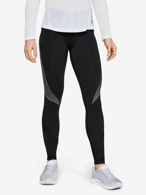 Kompresné legíny Under Armour W Rush Run Stamina Tight