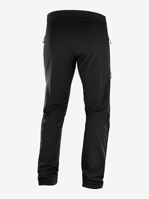 Nohavice Salomon Wayfarer As Tapered Pant Black