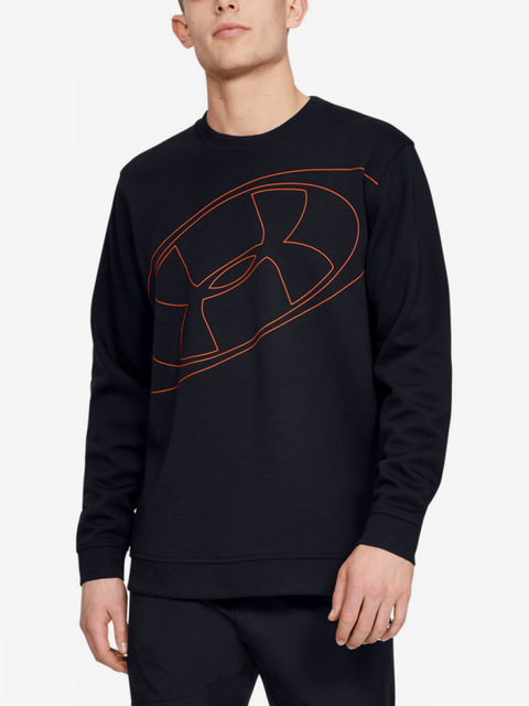 Mikina Under Armour Unstoppable 96 Crew-Blk