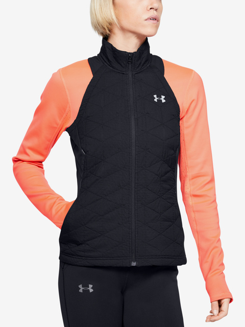 Vesta Under Armour Cg Reactor Run Insulated Vest-Blk