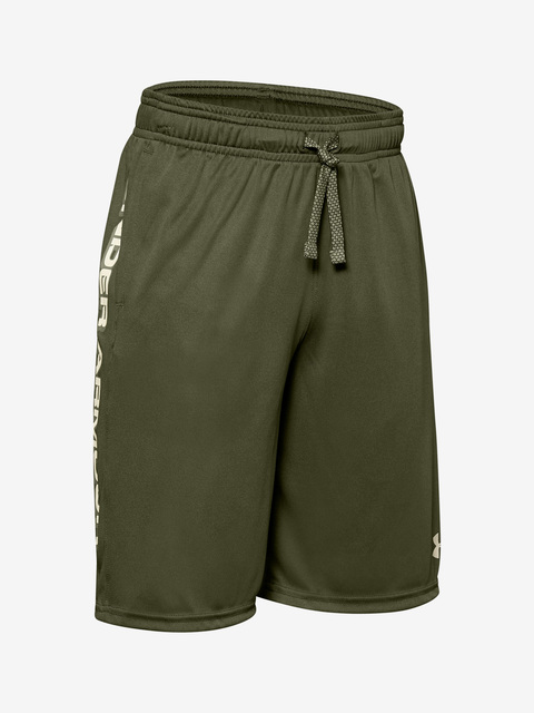 Kraťasy Under Armour Prototype Wordmark Shorts-Grn