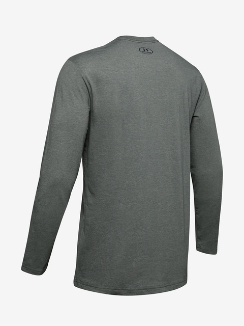 Tričko Under Armour Project Rock Pay Your Dues Ls-Gry