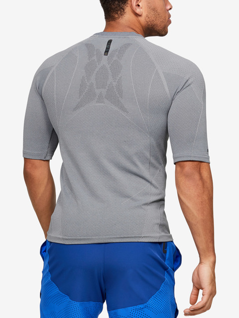 Kompresné tričko Under Armour Rush Hg Seamless Comp Ss