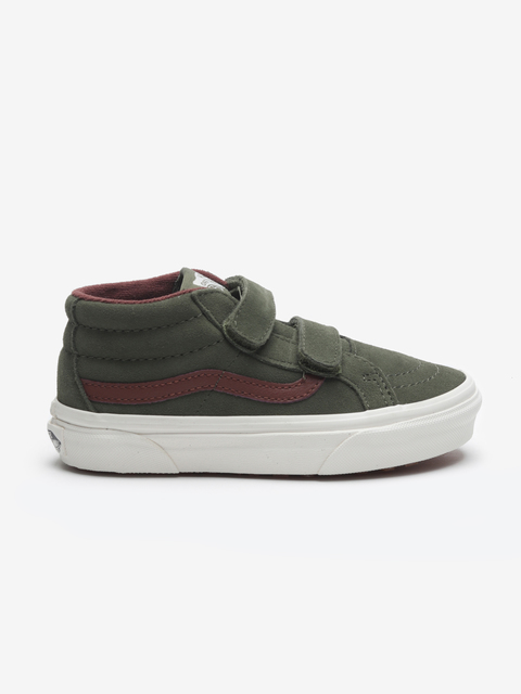 Topánky Vans Uy Sk8-Mid Reissue V (Mte) Deep Liche