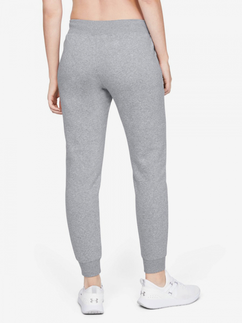 Tepláky Under Armour Rival Fleece Sportstyle Graphic Pant-Gry